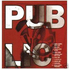 JOE PUBLIC EASY COME EASY GO ALBUM CD D413