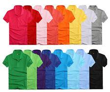 polo shirt poloshirt T-shirt viele farben viele größen S M L XL NEU Top PREIS