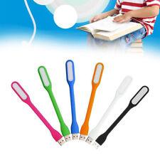 Mini Flexible Portable USB Light PC Notebook Time Display DA