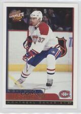 2003-04 Pacific Complete #47 Niklas Sundstrom Montreal Canadiens Hockey Card