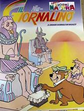 Giornalino 31 1994 Pinky La terra di Bimba + inserto Giochi Natura