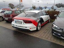 Audi Quattro sticker decal RS S line S3 S4 S5 S6 S7 S8 graphic Audi S bumper