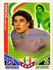 Match Attax World Stars - Guillermo Ochoa - Mexico