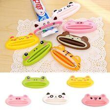 Animal Toothpaste Cosmetic Tube Squeezer Gel Cream Panda Bear Cat Kids Childrens