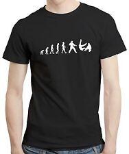 Evolución Judo-T-Shirt Tee Camiseta Entrenamiento Artes Marciales Karate Divertido Regalo para Hombre