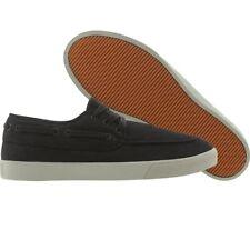 Generic Surplus Boat Shoe Canvas black Premium Fashion Sneakers