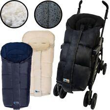 Altabebe MT2277D Daunen Fußsack für Kinderwagen /& Buggy Grau *NEU