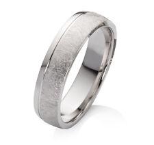 Eleganter Silbering massiv 925 Silber ohne Stein mit Ring Gravur G43
