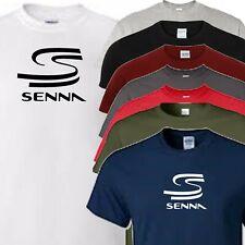 senna f1 racing t shirt