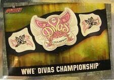 Slam attax evolution #043 wwe divas championship