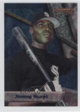 1994 Bowman's Best Blue #58 Jimmy Hurst Chicago White Sox Rookie Baseball Card