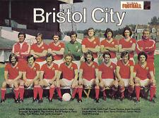 Bristol City Football Team foto > 1974-75 Stagione