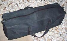 "NEW TOOL BAG HEAVY DUTY CANVAS 24"" - 61CM  BLACK"