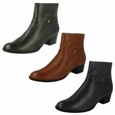 Ladies Van Dal Smart Ankle Boots 'Juliette'