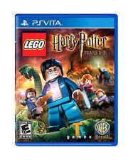 LEGO Harry Potter: Years 5-7 (Sony PlayStation Vita, 2012) - Brand New Sealed