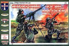 Orion 1/72 72038 WWII Soviet DshK AA Machine Gun & Crew
