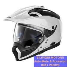 Casco CROSSOVER NOLAN N70-2 X Classic N-COM 05 Metal White