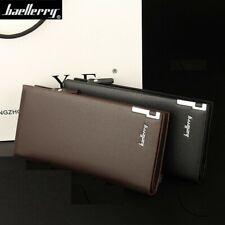 Long Wallet Card Holder Male Purse Large Capacity Wallet For Men Clutch Handbag