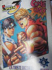 Street Fighter 3 Alpha n. 6 ed. Jade
