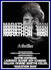 Marathon Man    1970's Movie Posters Classic Cinema
