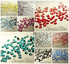50   Hotfix DMC Strasssteine SS20   freie Farbwahl  4,6 - 4,8 mm zum Aufbügeln