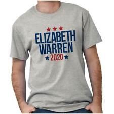 Elizabeth Warren President Political Election Campaign T Shirt Tee