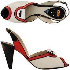 Paul smith sandalo tricolor nodino, sandal tricolor knot