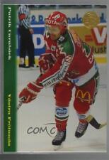 1994-95 Leaf Sisu SM-liiga 270 Patrik Carnback Anaheim Ducks (Mighty of Anaheim)