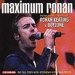 1 of 1 - Maximum Ronan [Audio Biography], Boyzone, Ronan Keating, Very Good