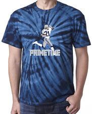 "Tie-Dye Deion Sanders Dallas Cowboys ""Prime Time"" jersey T-Shirt  Shirt"