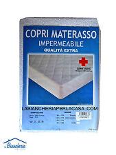 COPRIMATERASSO IMPERMEABILE SANITARIO PVC