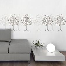 Bobble Tree STENCIL Scandi Stencils The Stencil Studio large reusable stencils