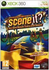 Scene It!� Bright Lights Big Screen (Xbox 360) - Game  N0VG The Cheap Fast Free
