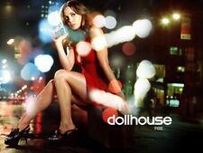 Eliza Dushku Hot Red Dress Gun Sexy Dollhouse Series Giant Wall Print POSTER