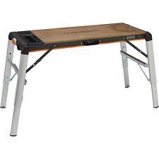 X-Tra Hand 2-In-1 Workbench/Platform - 500-Lb. Capacity