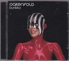 PAUL OAKENFOLD - bunkka CD