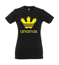 Ananas I Fun I Lustig I Sprüche I Girlie Shirt