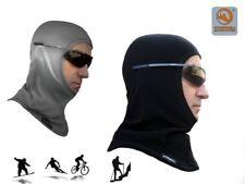 MICRO FLEECE SOFT BALACLAVA THERMAL INSULATED Motorcycle Under Helmet Ski Mask
