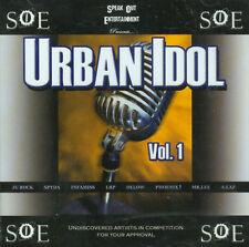 MIDWEST RAP Ju Rock Infamiss Spyda A-Laz CD Urban Idol