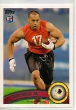 2011 TOPPS FOOTBALL WASHINGTON REDSKINS 14 CARD TEAM LOT INCLUDES ROOKIES