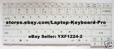 Acer Travelmate 3000 3010 3020 3030 3040 Keyboard  White US - ZH2A AEZH2TNR027