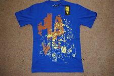 Play Nizza abbigliamento Tokyo blu mappa t shirt nuova con etichetta ufficiale dell' onorevole JAGO Qualità Rara TS