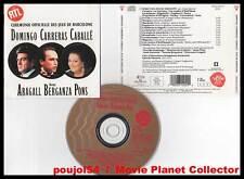 BARCELONA GAMES CEREMONY (CD) Domingo,Caballé 1992