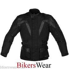 Richa Milenio Textil Black Waterprof Transpirable Deporte Chaqueta Tamaño S más barato