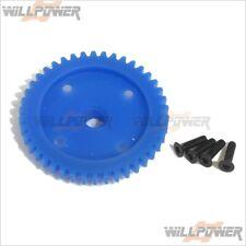 Hyper 10SC Parts Spur Gear (Blue) #11066 (RC-WillPower) Hobao Truck