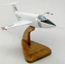 Saunders-Roe SR-53 RAF Airplane Desktop Wood Model Large