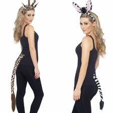Instant Giraffe/Zebra Costume Kit Unisex Instant Zoo Safari Animal Fancy Smiffys