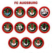 Topps Bundesliga Chipz 2011/2012 -  FC Augsburg - auswählen