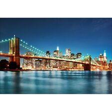 Adesivi murale decocrazione : New York la notte 1545