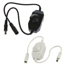 12V / 24V 6A LED Dimmer Controller Adjust brightness for easy Color Clear Y3L4